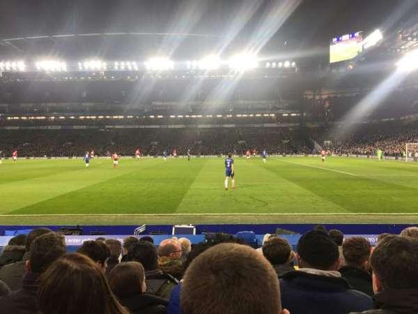 Stamford Bridge, Abschnitt: East Lower 6, Reihe: L, Platz: 152