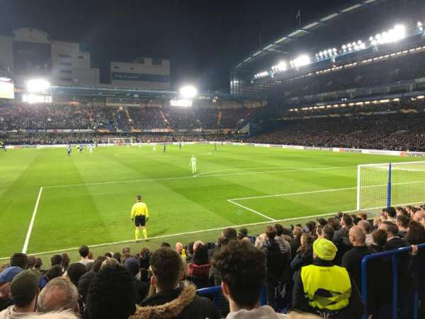 Stamford Bridge, Abschnitt: MATTHEW HARDING LOWER 14, Reihe: Q, Platz: 122