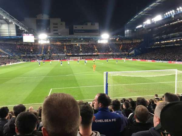 Stamford Bridge, Abschnitt: MATTHEW HARDING LOWER, Reihe: P, Platz: 97