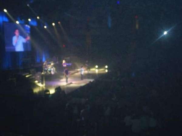 Agganis Arena, Abschnitt: 114, Reihe: I, Platz: 11