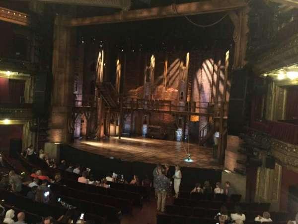 CIBC Theatre, Abschnitt: DRCR-R, Reihe: A, Platz: 2