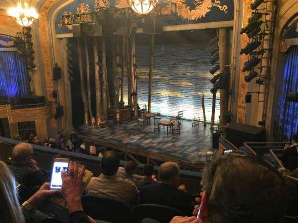 Gerald Schoenfeld Theatre, Abschnitt: Mezzanine R, Reihe: F, Platz: 22
