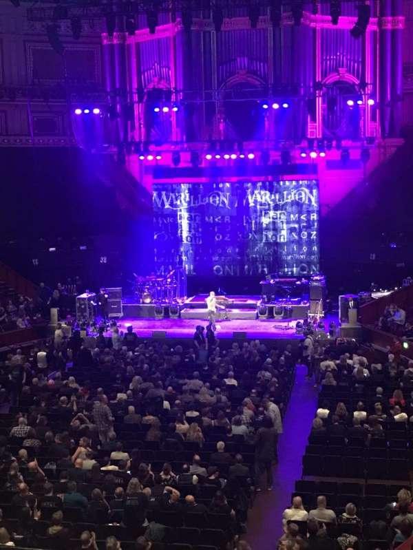 Royal Albert Hall, Abschnitt: Grand Tier 25, Platz: 2