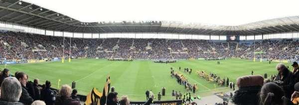 Ricoh Arena, Abschnitt: West Stand Block B, Reihe: W, Platz: 9