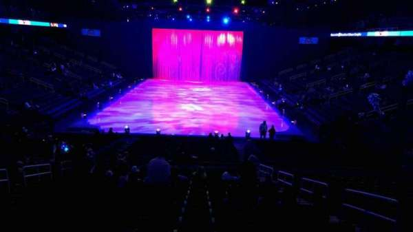 Greensboro Coliseum, Abschnitt: 117, Reihe: box, Platz: box