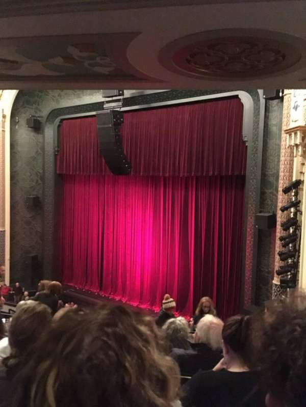 New York City Center, Abschnitt: Mezzanine Right, Reihe: E, Platz: 26