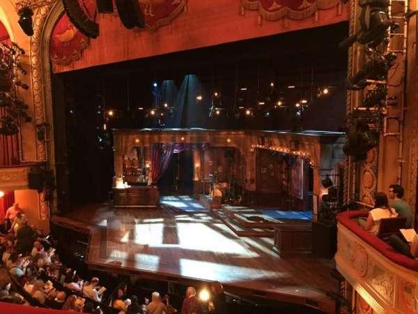 Bernard B. Jacobs Theatre, Abschnitt: MEZZ, Reihe: B, Platz: 18