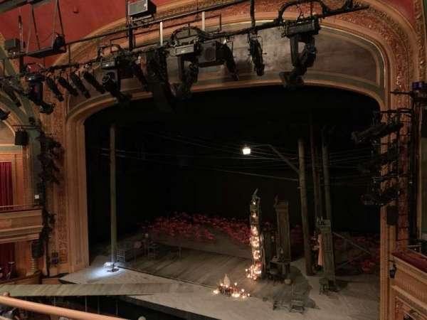American Airlines Theatre, Bereich: Front Mezzanine, Reihe: B, Platz: 108