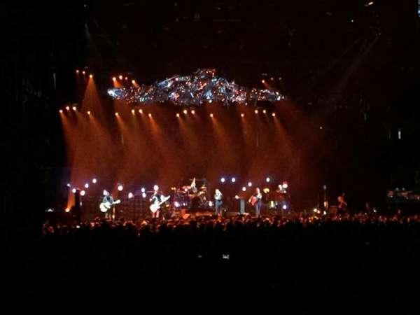 Scotiabank Arena, Abschnitt: 106, Reihe: 5, Platz: 2
