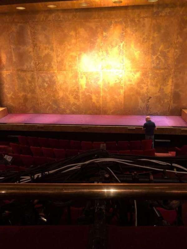 Cort Theatre, Abschnitt: Mezzanine C, Reihe: A, Platz: 110