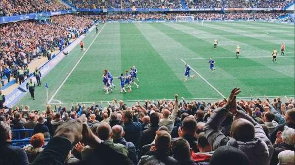 Stamford Bridge, Bereich: MATTHEW HARDING LOWER 14, Reihe: AA, Platz: 142