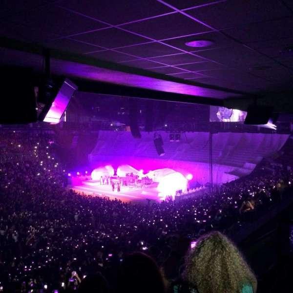 Scotiabank Arena, Abschnitt: 258, Reihe: 2, Platz: 1