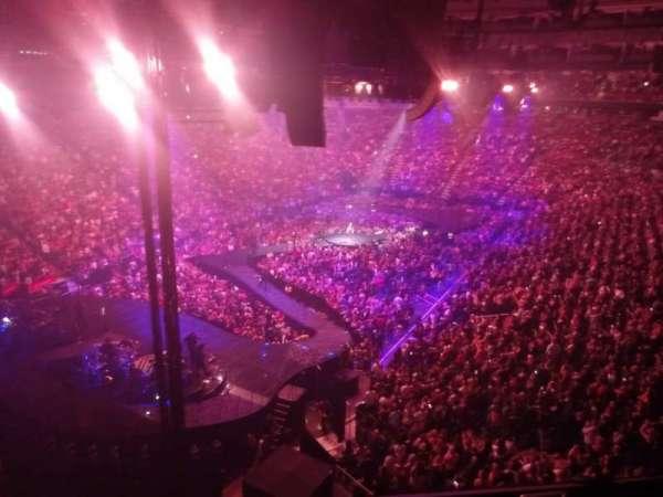 Scotiabank Arena, Abschnitt: 313, Reihe: 1, Platz: 5