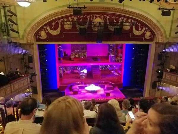 Booth Theatre, Abschnitt: MEZZC, Reihe: G, Platz: 102