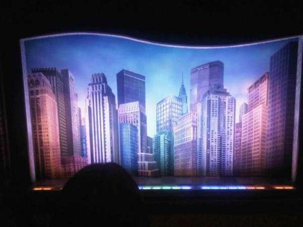 Al Hirschfeld Theatre, Abschnitt: Mezzanine, Reihe: D, Platz: 108