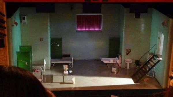 Ethel Barrymore Theatre, Abschnitt: Rear Mezzanine C, Reihe: F, Platz: 103