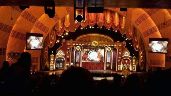 Radio City Music Hall, Abschnitt: 1st Mezzanine 5, Reihe: H, Platz: 508