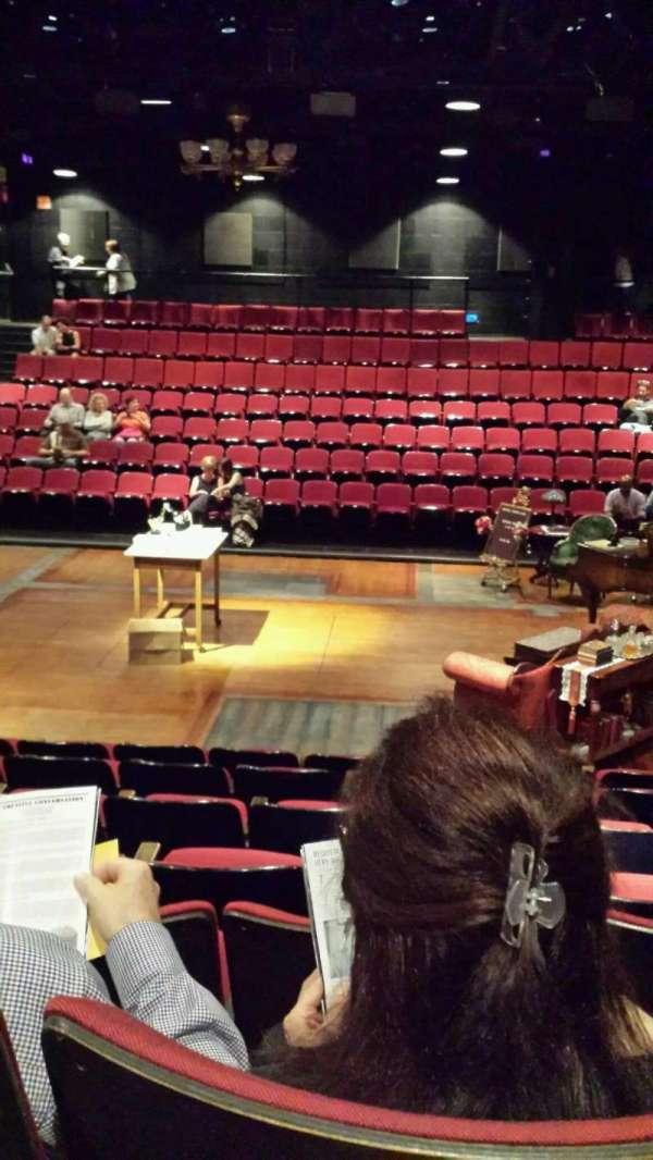 Circle in the Square Theatre, Abschnitt: Orchestra, Reihe: G, Platz: 221