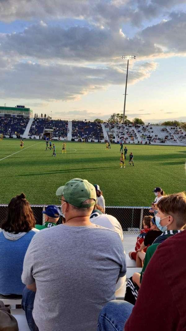 Dillon Stadium, Bereich: General Admission
