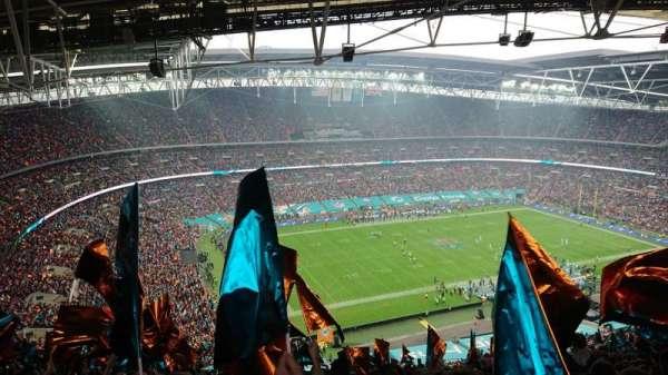 Wembley Stadium, Abschnitt: 506