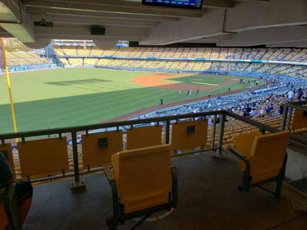 Dodger Stadium, Abschnitt: 161LG, Reihe: W, Platz: 2