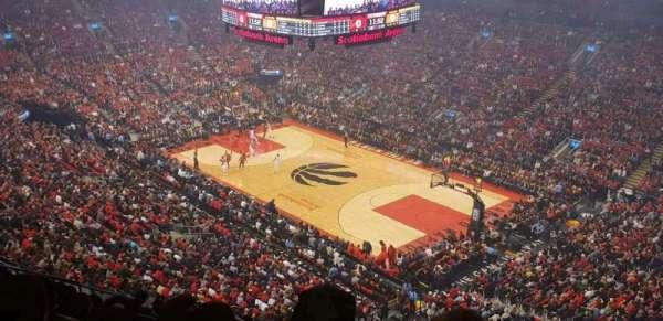 Scotiabank Arena, Abschnitt: 318, Reihe: 11, Platz: 17