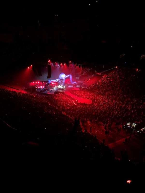 Scotiabank Arena, Abschnitt: 306, Reihe: 11, Platz: 4