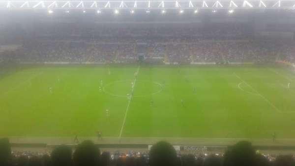 Cardiff City Stadium, Abschnitt: 514, Platz: 91