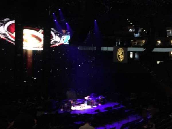 Oracle Arena, Abschnitt: 115, Reihe: 15, Platz: 9