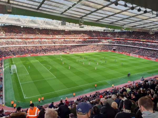 Emirates Stadium, Bereich: 94, Reihe: 15, Platz: 12