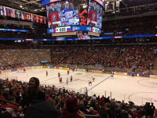 Scotiabank Arena, Abschnitt: 117M, Reihe: 26, Platz: 24