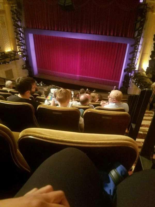 Samuel J. Friedman Theatre, Abschnitt: Mezz, Reihe: F, Platz: 121