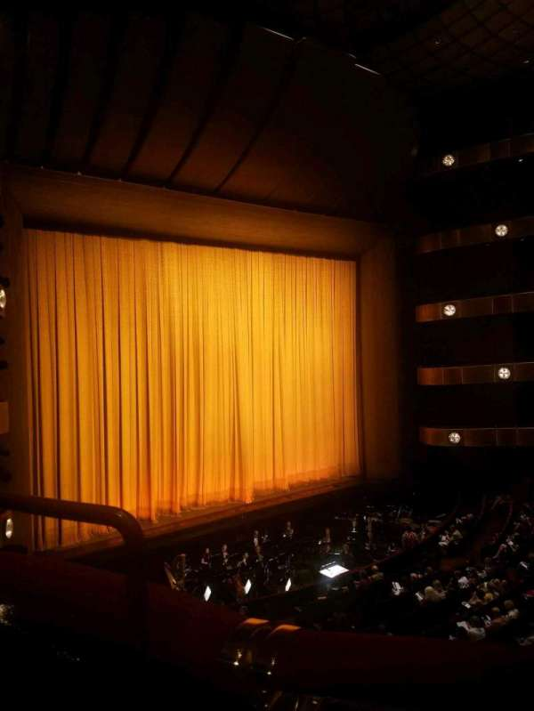 David H. Koch Theater, Abschnitt: 2nd ring, Reihe: A, Platz: 35