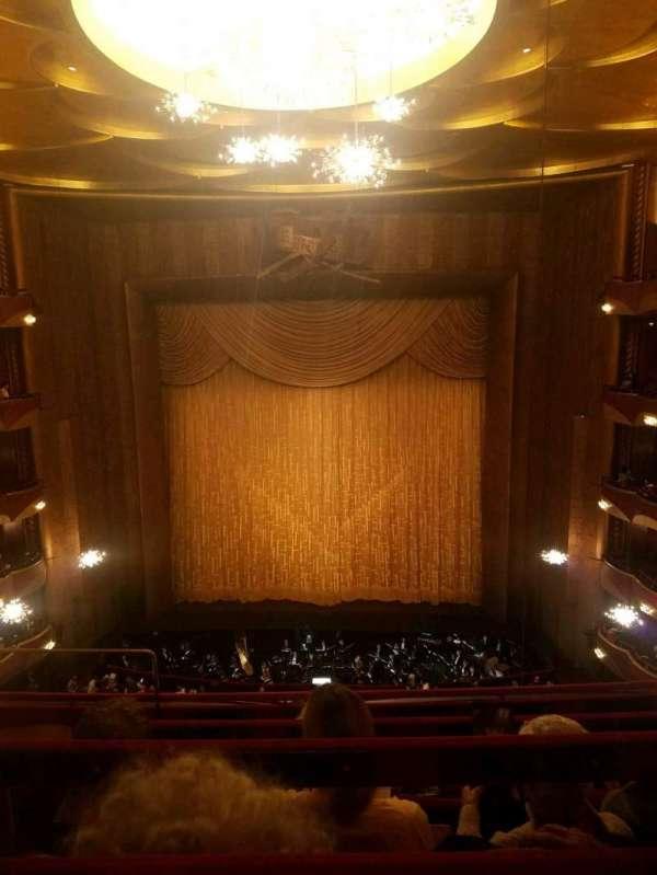 Metropolitan Opera House - Lincoln Center, Abschnitt: Balcony, Reihe: D, Platz: 104