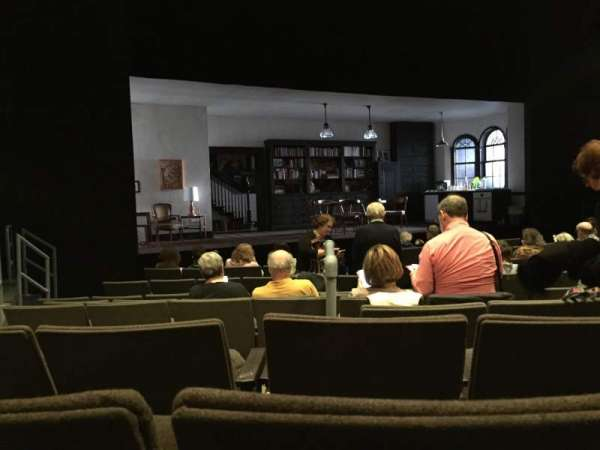 Laura Pels Theatre, Abschnitt: Orchestra, Reihe: L, Platz: 7