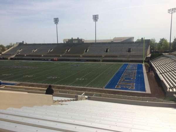 H. A. Chapman Stadium, Abschnitt: 114, Reihe: 36, Platz: 15