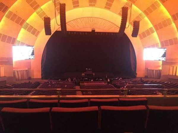 Radio City Music Hall, Abschnitt: 1st Mezzanine 5, Reihe: D, Platz: 503
