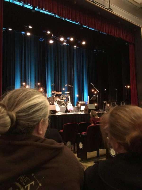 Marines' Memorial Theatre, Abschnitt: Orchestra, Reihe: F, Platz: 5