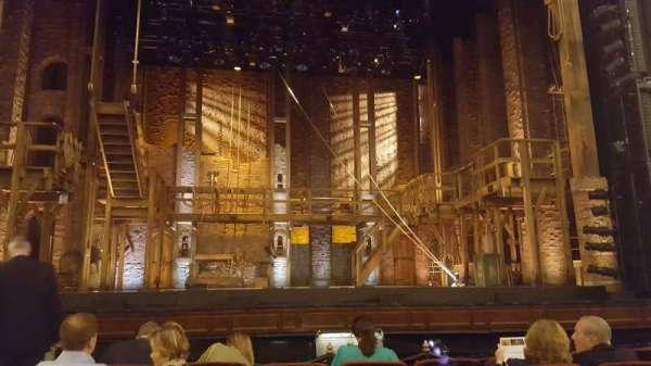Boston Opera House, Abschnitt: Orch Ctr, Reihe: B, Platz: 109