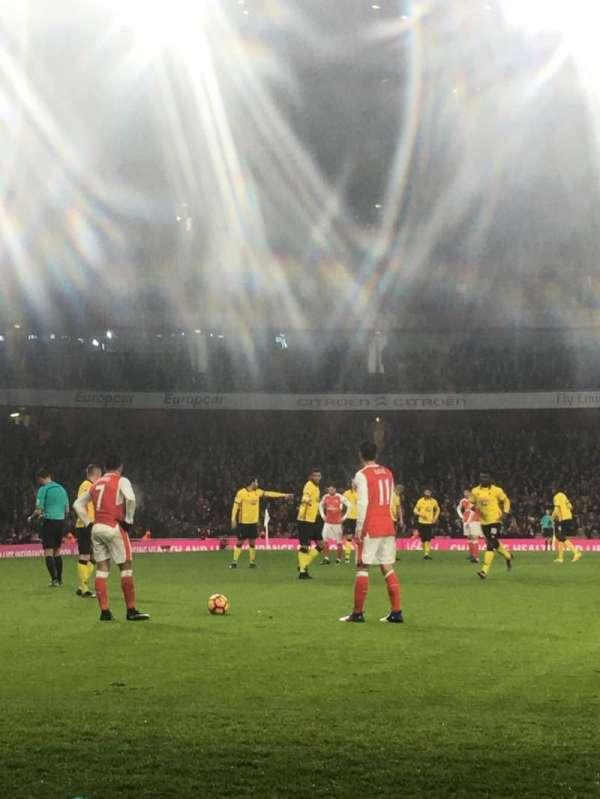Emirates Stadium, Abschnitt: 2, Reihe: 2, Platz: 56