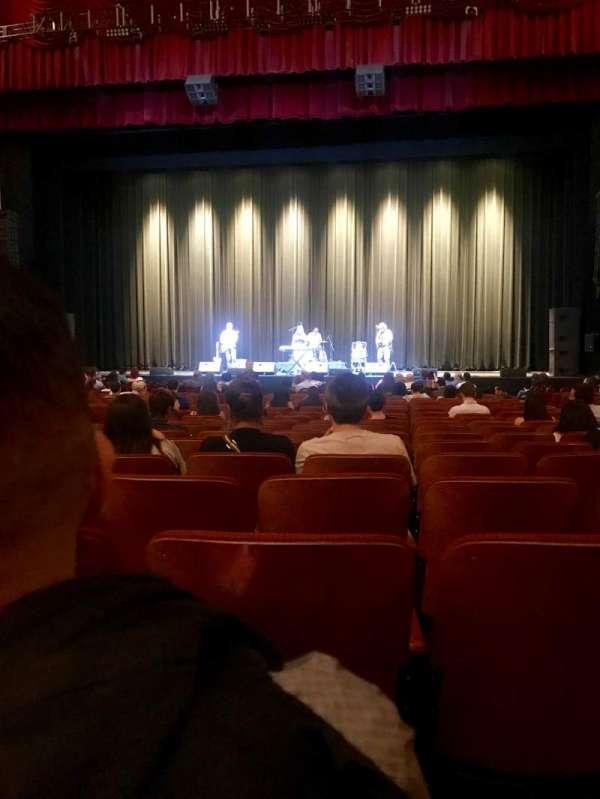 Chicago Theatre, Abschnitt: MNFL4R, Reihe: D, Platz: 412
