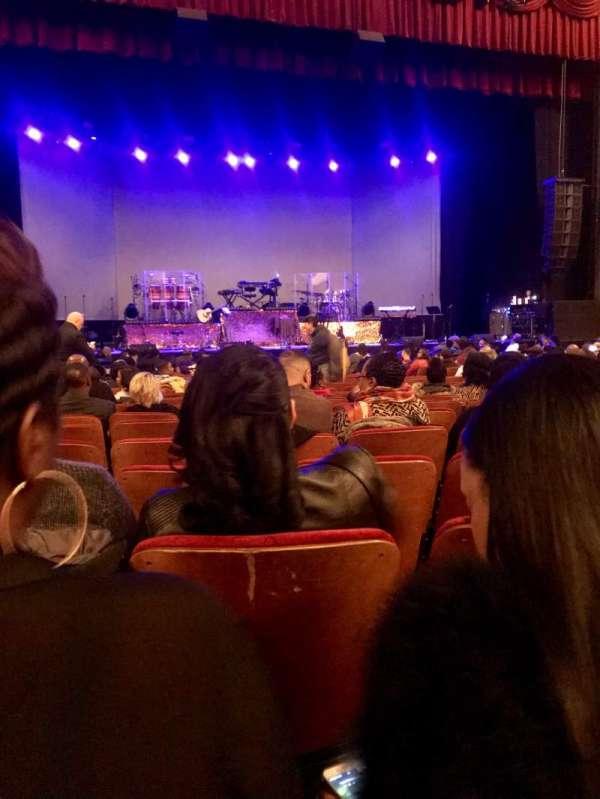 Chicago Theatre, Abschnitt: Mnfl4L, Reihe: C, Platz: 417
