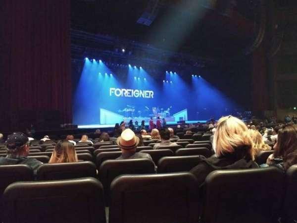 Microsoft Theater, Abschnitt: ORCH LEFT, Reihe: P, Platz: 505