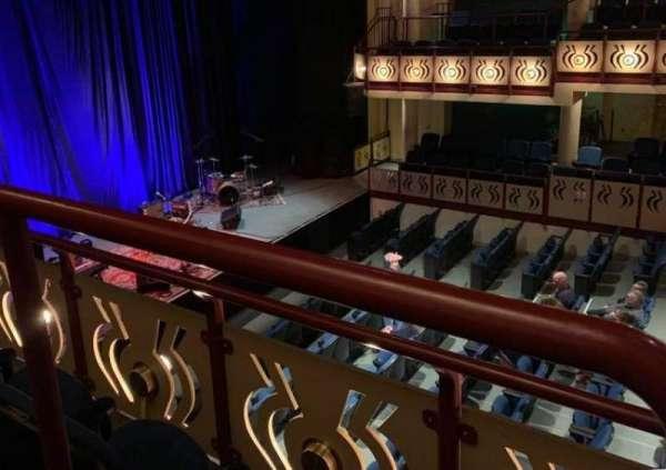 Ruth B. Shannon Center For The Performing Arts, Abschnitt: BALD22, Reihe: B, Platz: 28