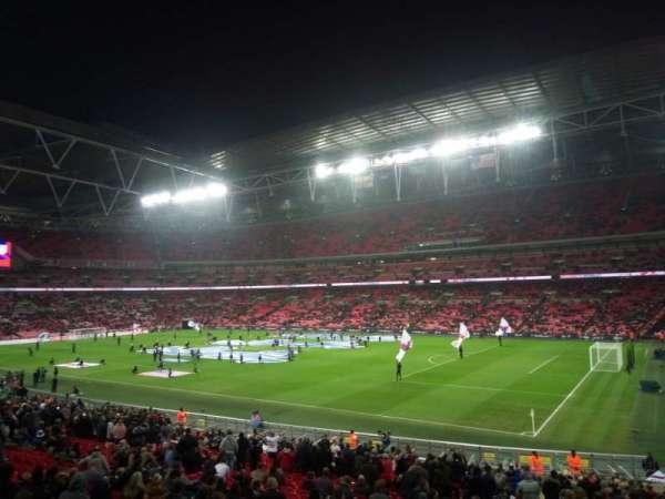 Wembley Stadium, Abschnitt: Away, Reihe: X, Platz: 17