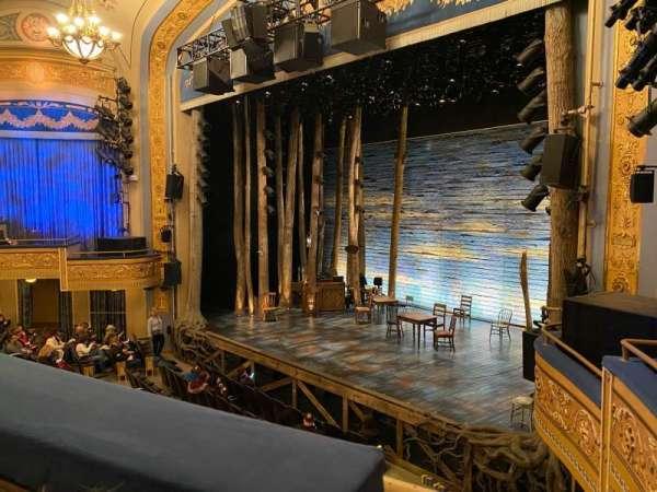 Gerald Schoenfeld Theatre, Abschnitt: Mezzanine R, Reihe: A, Platz: 20