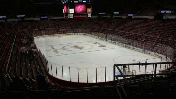 Joe Louis Arena, Abschnitt: 216B, Reihe: 5, Platz: 13