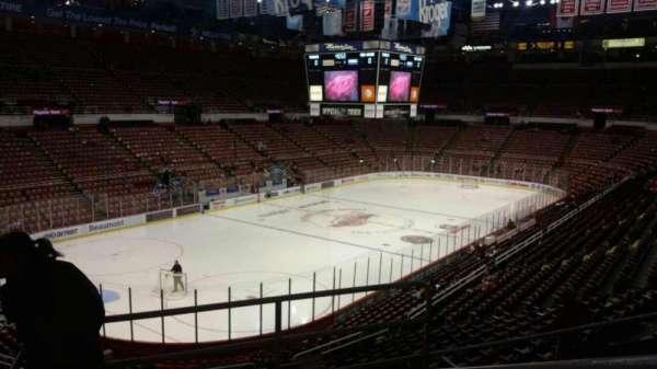 Joe Louis Arena, Abschnitt: 212B, Reihe: 5, Platz: 8