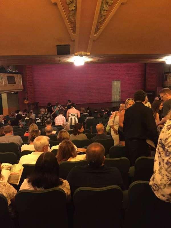 Shubert Theatre, Abschnitt: Standing Room, Platz: 7
