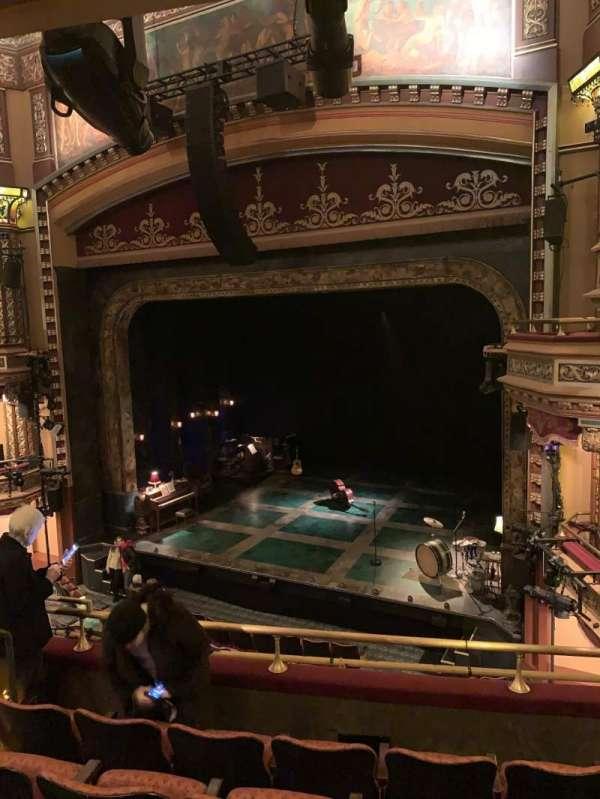 Belasco Theatre, Abschnitt: Mezzanine R, Reihe: E, Platz: 12